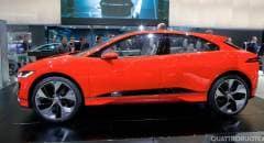 Jaguar i-Pace Concept (2017) - FOTO LIVE
