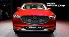 Mazda CX-5 (2017) - FOTO LIVE