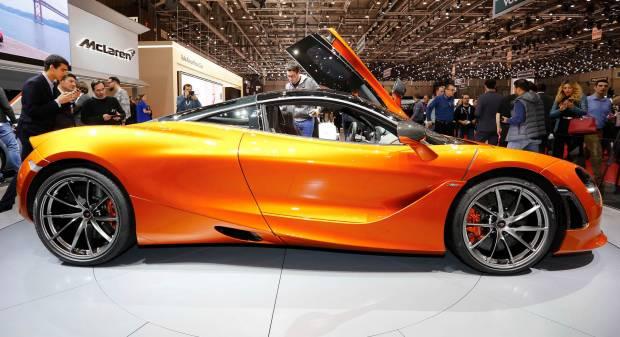McLaren 720S (2017) - FOTO LIVE