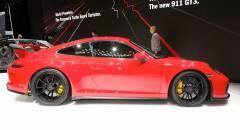 Porsche 911 GT3 (2017) - FOTO LIVE
