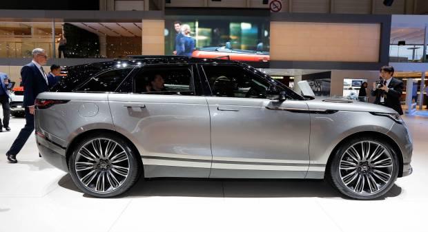 Range Rover Velar (2017) - FOTO LIVE