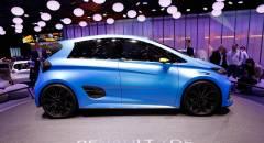 Renault Zoe E-Sport Concept (2017) - FOTO LIVE