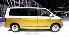 Volkswagen Multivan Bulli 70 anni (2017) - FOTO LIVE