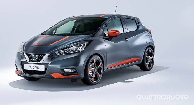 Nissan Micra Bose Personal Edition (2017)