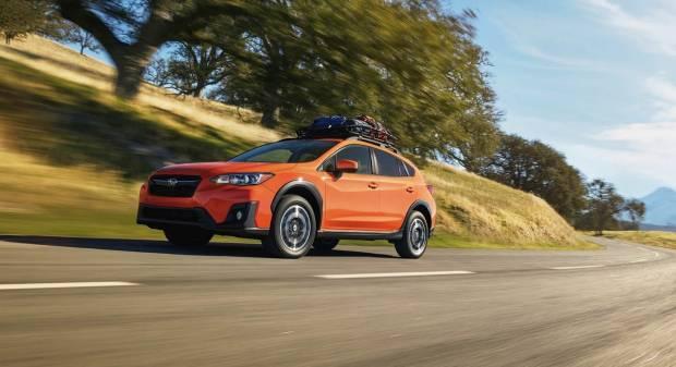 Subaru Crosstrek (2017)