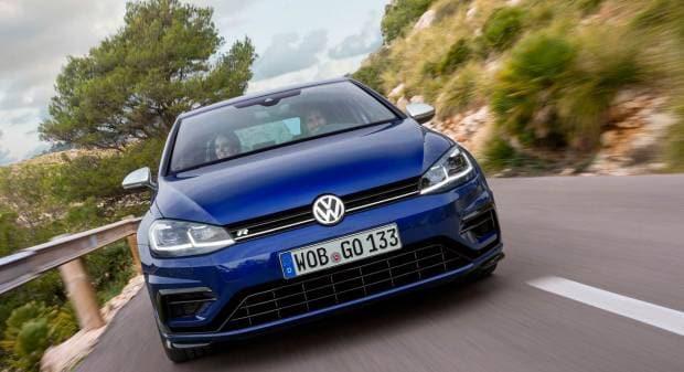 Volkswagen Golf R (2017)