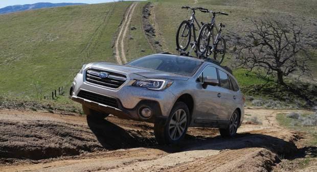 Subaru Outback (2017)