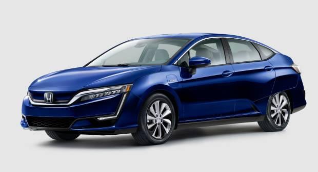 Honda Clarity Electric (2017)