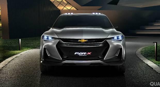 Chevrolet FNR-X Concept (2017)
