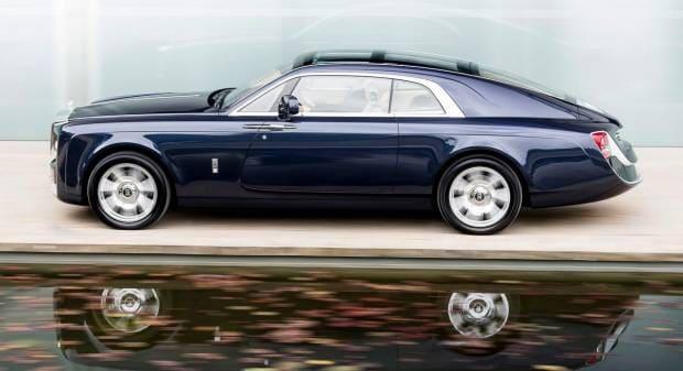 Rolls-Royce Sweptail (2017)