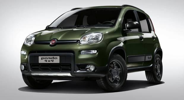 Fiat Panda 4X4 (2017)
