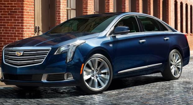 Cadillac XTS (2017)