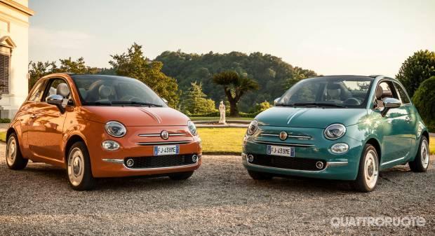 Fiat 500 Anniversario (2017)