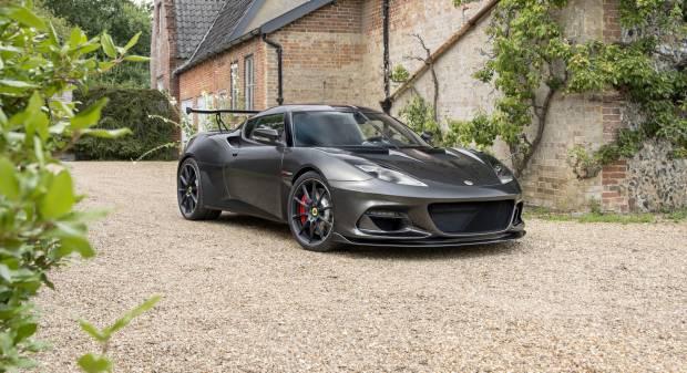 Lotus Evora GT430 (2017)