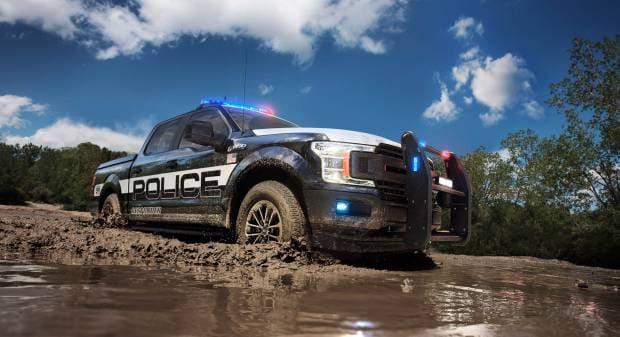 Ford F-150 Police Responder (2017)
