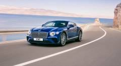 Bentley Continental GT (2017)