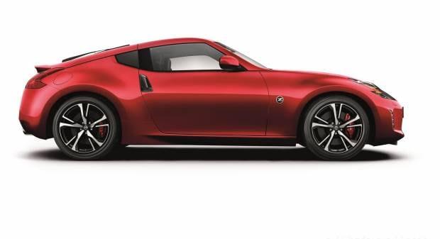 Nissan 370Z (2017)