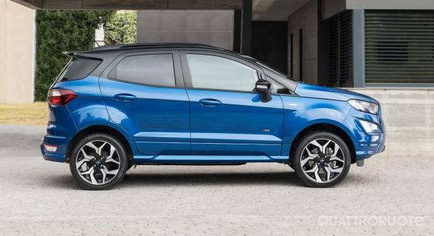 Ford EcoSport ST-Line (2017)