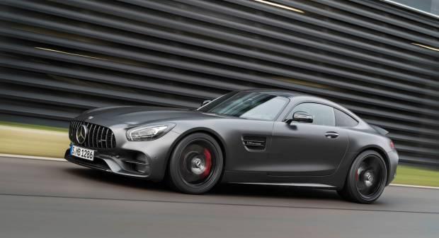 Mercedes-AMG GT C Edition 50 (2017)