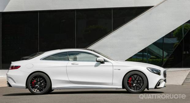 Mercedes-AMG S 63 Coupé (2017)