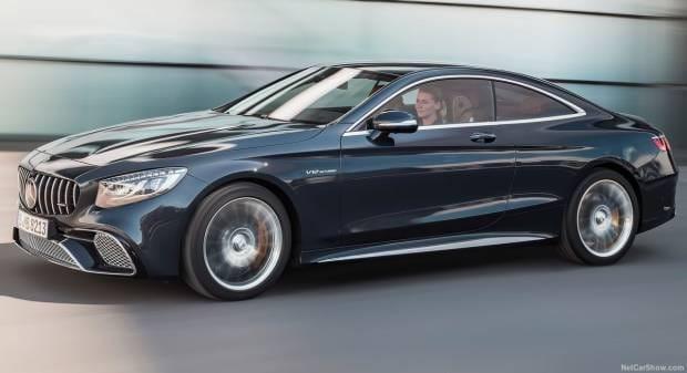 Mercedes-AMG S 65 Coupé (2017)