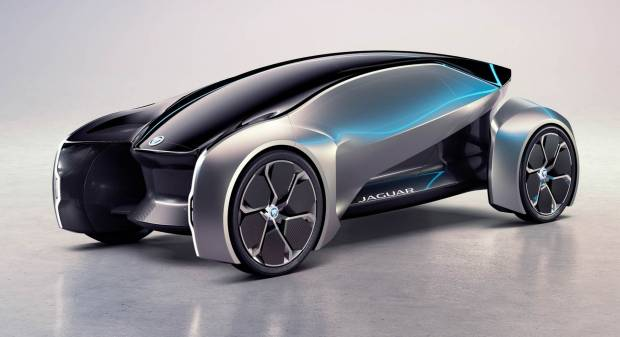 Jaguar Future-type Concept (2017)