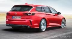Opel Insignia GSi Sports Tourer (2017)