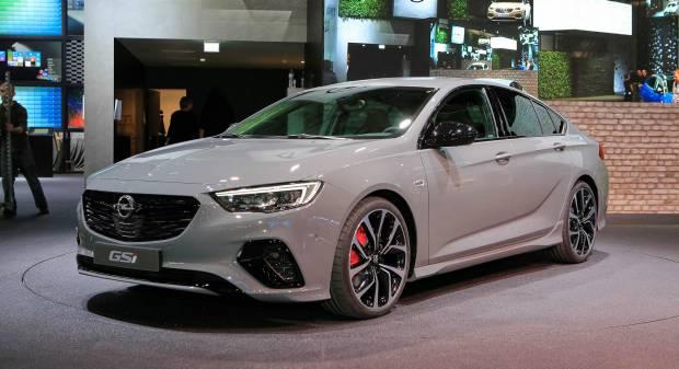 Opel Insignia GSi (2017) - FOTO LIVE
