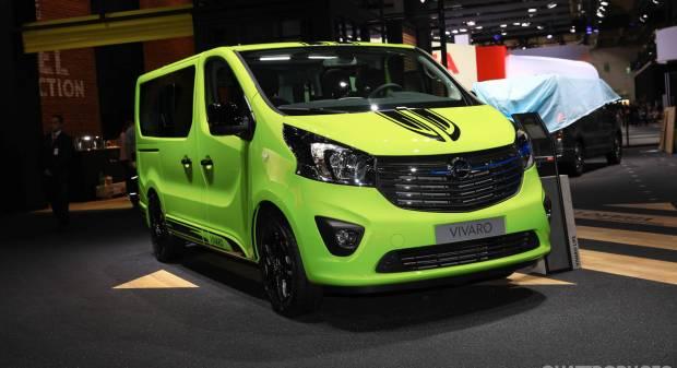 Opel Vivaro Life (2017) - FOTO LIVE