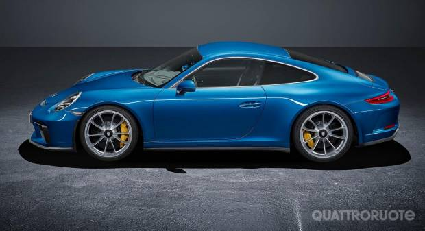 Porsche 911 GT3 Touring Package (2017)