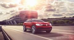 Volkswagen I.D. Crozz II Concept (2017)