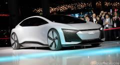 Audi Aicon Concept (2017) - FOTO LIVE