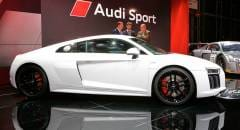 Audi R8 RWS (2017) - FOTO LIVE