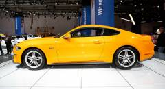 Ford Mustang GT (2017) - FOTO LIVE