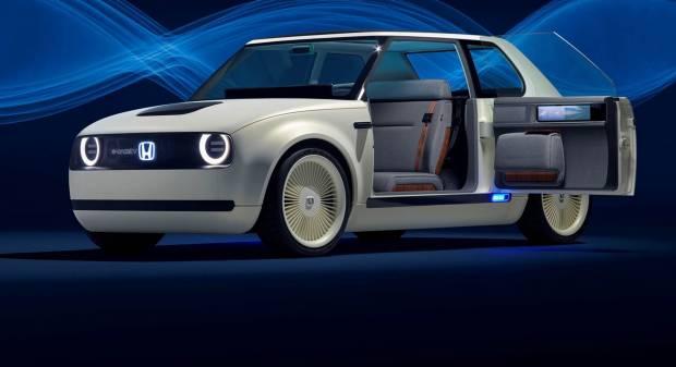Honda EV Concept (2017)