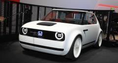 Honda Urban EV Concept (2017) - FOTO LIVE
