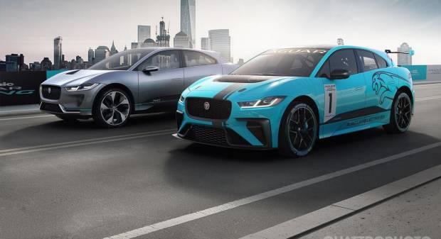Jaguar I-Pace eTrophy (2017)