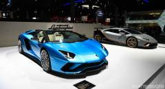 Lamborghini Aventador S (2017) - FOTO LIVE