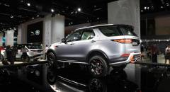 Land Rover Discovery (2017) - FOTO LIVE