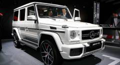 Mercedes-AMG G63 Exclusive (2017) - FOTO LIVE