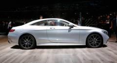 Mercedes-Classe S Coupé (2017) - FOTO LIVE