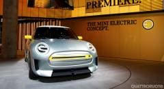 Mini Electric Concept (2017) - FOTO LIVE