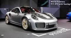 Porsche 911 GT2 RS (2017) - FOTO LIVE