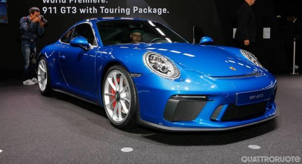 Porsche 911 GT3 Touring Package (2017) - FOTO LIVE