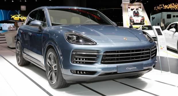 Porsche Cayenne (2017) - FOTO LIVE