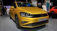 Volkswagen Golf Sportsvan (2017) - FOTO LIVE