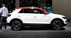 Volkswagen T-Roc (2017) - FOTO LIVE
