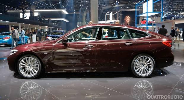 BMW Serie 6 GT (2017) - FOTO LIVE