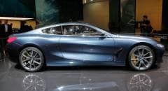 BMW Serie 8 (2017) - FOTO LIVE