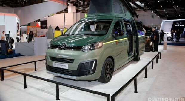 Citroën Spacetoure Rip Curl Concept (2017) - FOTO LIVE